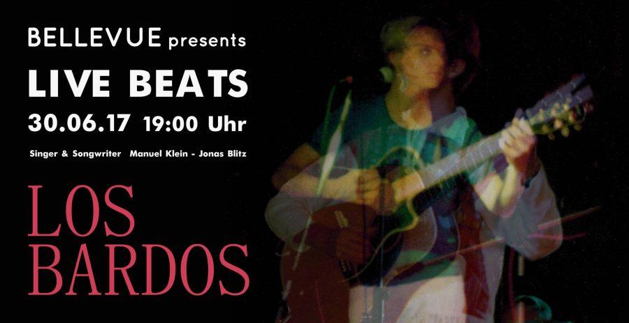 Live Beats – Manuel Klein & Jonas Blitz