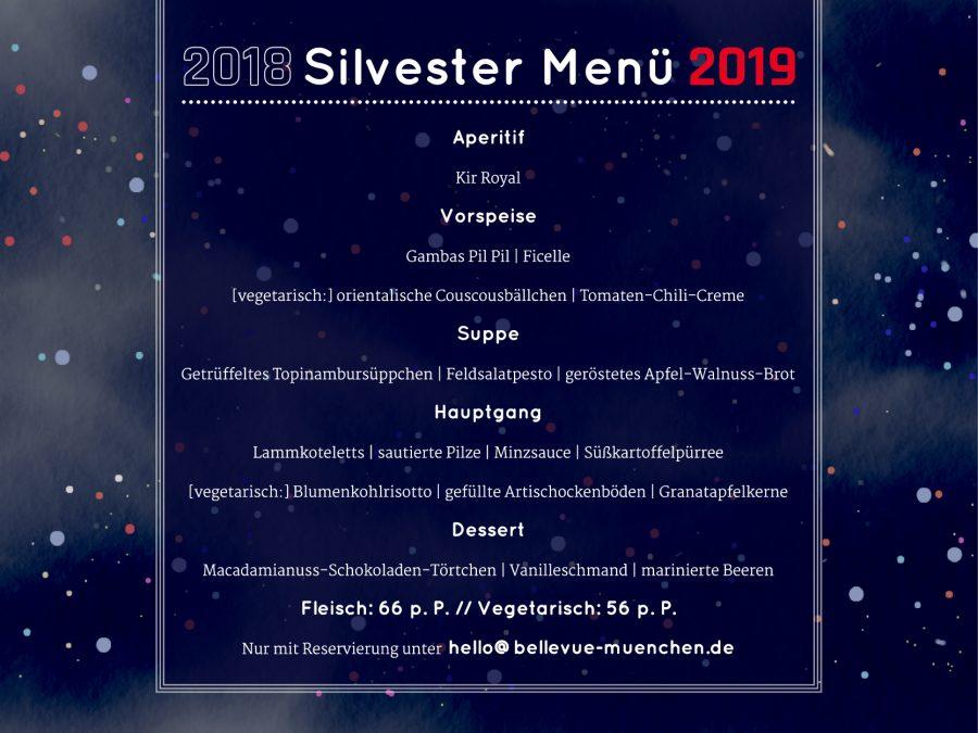 Silvester-Dinner 2019
